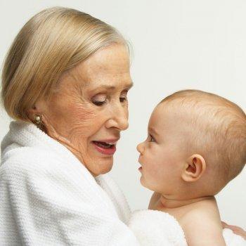 El papel de los abuelos con los niños