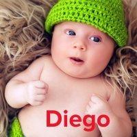 Día del Santo Diego, 6 de septiembre. Nombres para niños