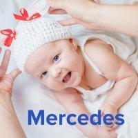 Día de Nuestra Señora de las Mercedes, 24 de septiembre. Nombres para niñas