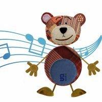 Karaoke de canciones infantiles con el oso Traposo