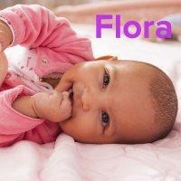 Día de Santa Flora, 5 de octubre. Nombres para niñas