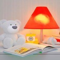 La iluminación en la habitación del bebé