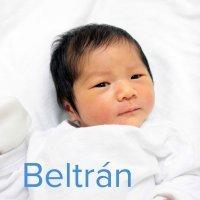 Día del Santo Beltrán, 16 de octubre. Nombres para niños