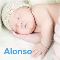 Día del Santo Alonso, 31 de octubre. Nombres para niños