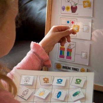Cómo estimular a los niños autistas