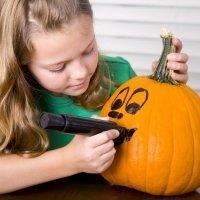 Manualidades de Halloween para niños con material reciclado