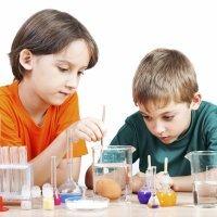 Experimentos de ciencia para niños con huevos
