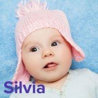 Día de Santa Silvia, 3 de noviembre. Nombres para niñas
