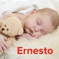 Día del Santo Ernesto, 7 de noviembre. Nombres para niños