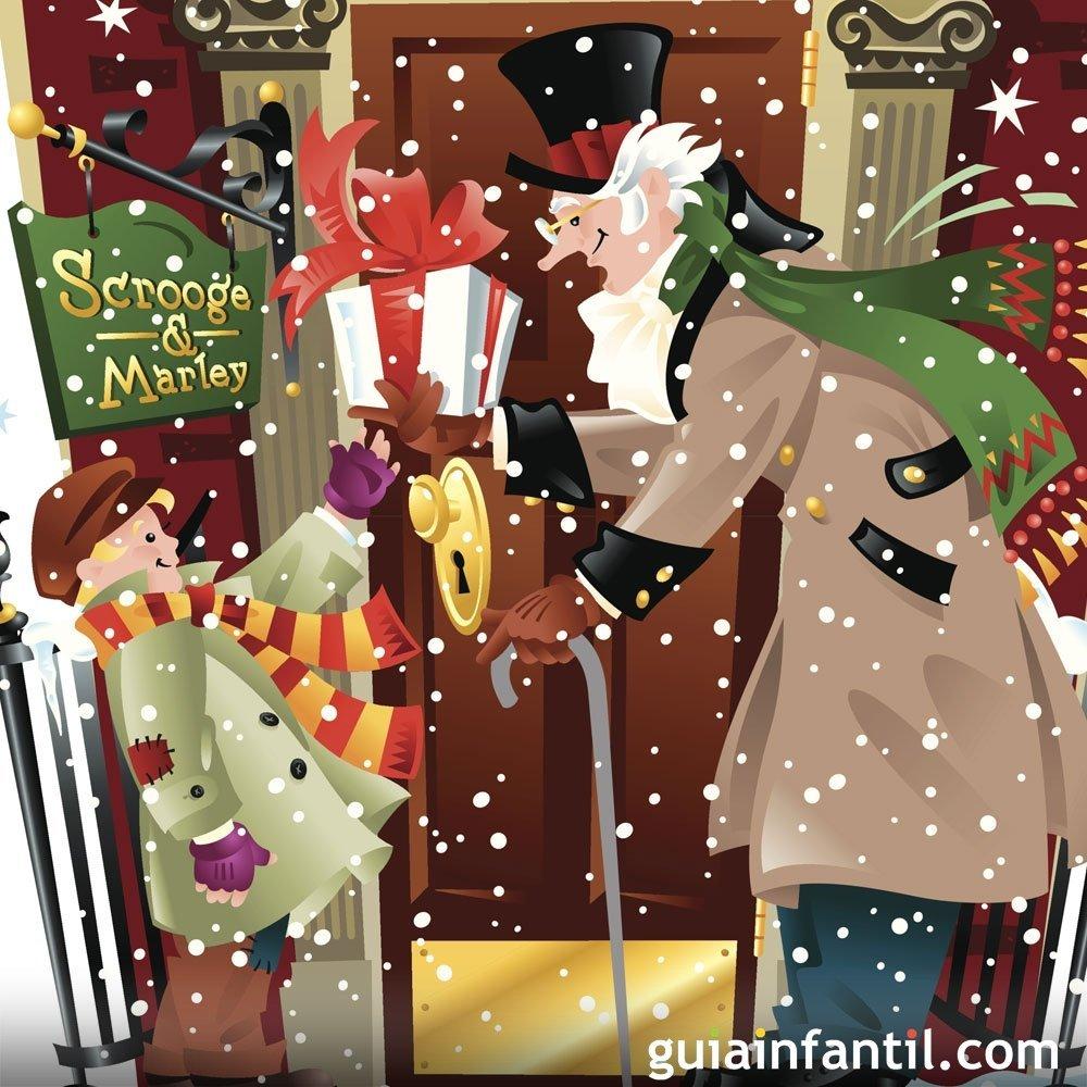 Resultado de imagen de cuentos de navidad para niños
