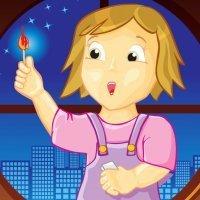 La niña de los fósforos. Cuento de Navidad para niños