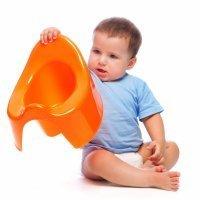 Orinal o adaptador para quitar el pañal a tu bebé