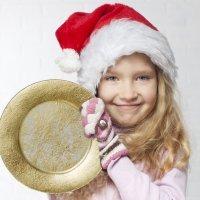 Manualidades de Navidad para niños con platos de cartón