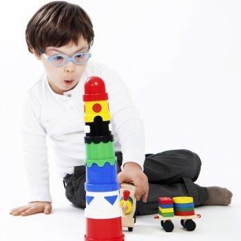 Estimular con juegos a niños con discapacidad