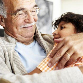Cómo explicar a los niños qué es el Alzheimer