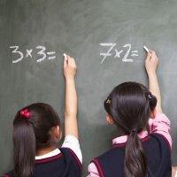 Qué aprenden los niños en el colegio y en casa