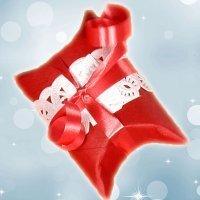 Cómo envolver regalos de Navidad con rollos de papel
