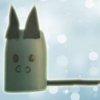 Figura de mula para el Belén. Manualidades para el Belén Navidad