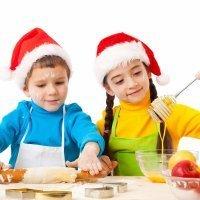 Recetas Navideñas con frutas para niños