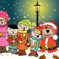 Vídeos de villancicos de Navidad cantados por un coro de niños