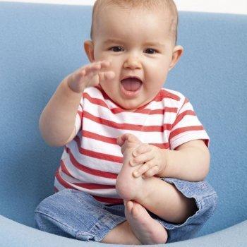 Cómo se descubren los bebés a sí mismos