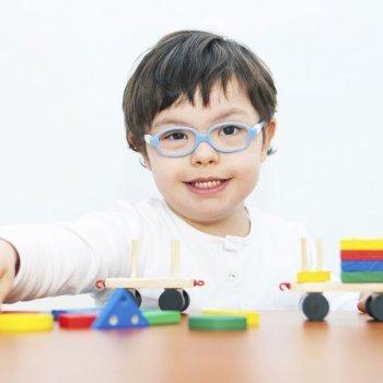 Estimulación sensorial en niños con discapacidad