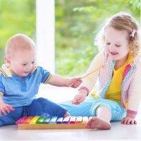 La música en el aprendizaje del niño