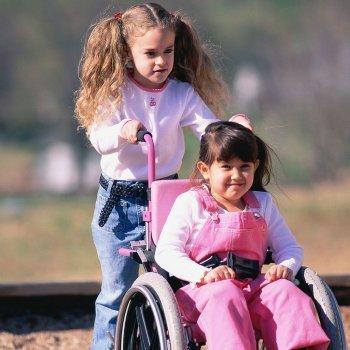 Ayudar a los niños a entender la discapacidad