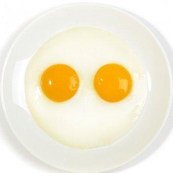 Freír un huevo en frío