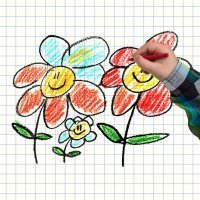 Cómo dibujar flores. Aprende a dibujar flores paso a paso