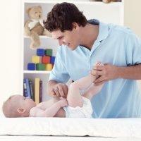 Las deposiciones del bebé recién nacido