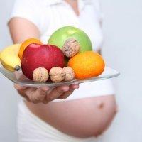 Menú semanal para embarazadas. Semana 8