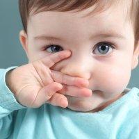 Qué hacer cuando el bebé tiene mocos