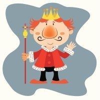 Los tres hijos del Rey. Cuentos de padres para niños