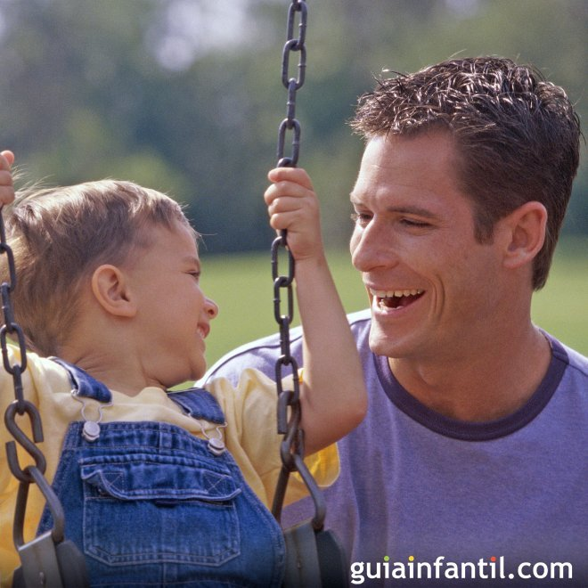Ideas para hacer las mejores fotos con papá