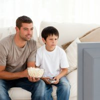Los mejores papás de las películas infantiles