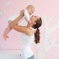 Ideas para decorar la pared de la habitación del bebé