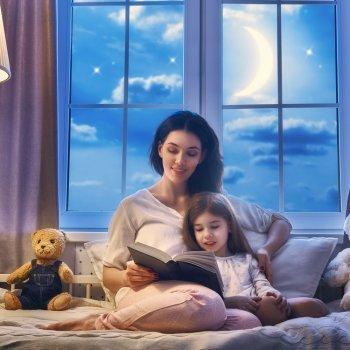 10 cuentos infantiles para la hora de dormir