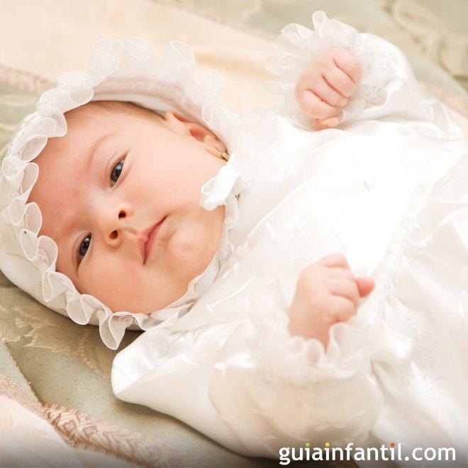 Ideas de trajes de bautizo para beb s for Poemas para bautizo