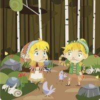 Hansel y Gretel. Cuento tradicional