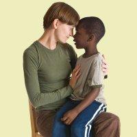 Adopción infantil