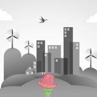 La ciudad sin colores. Cuentos para educar en valores