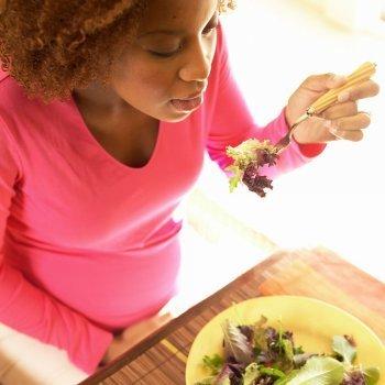 Menú para la semana 18 de embarazo
