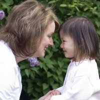 La adopción de niños de 0 a 3 años