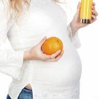 Menú del embarazo. Sexto mes