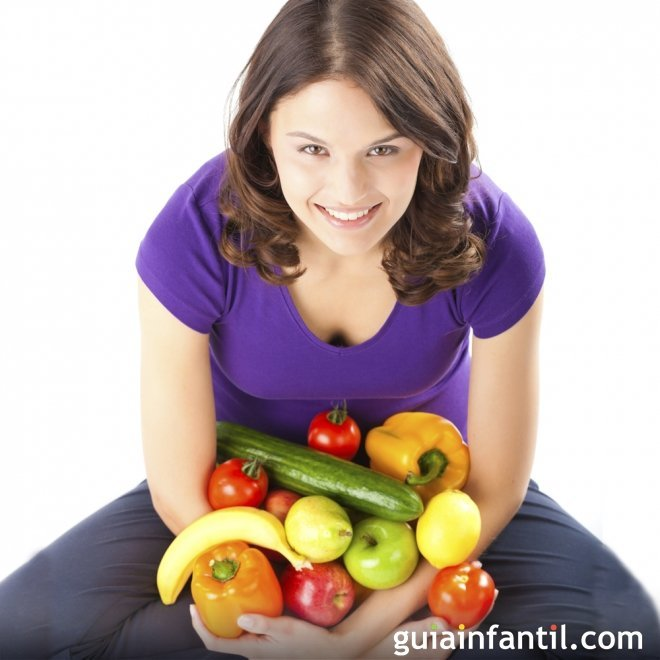 Menús para el primer trimestre de embarazo