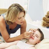 Cómo tratar los orzuelos en los niños