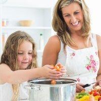 Recetas rápidas en olla para niños