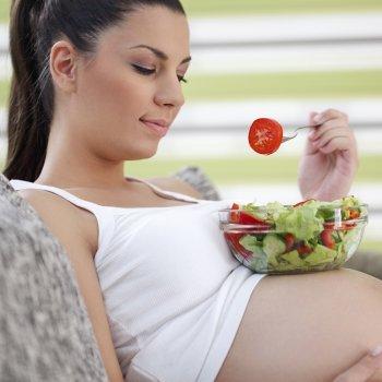 Menú para la semana 31 de embarazo