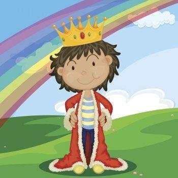 Cuentos de reyes, príncipes y emperadores para niños